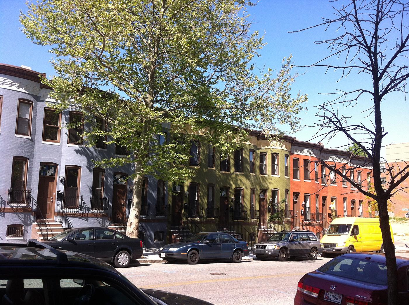 City Arts Historic Townhomes Rebuild Metro